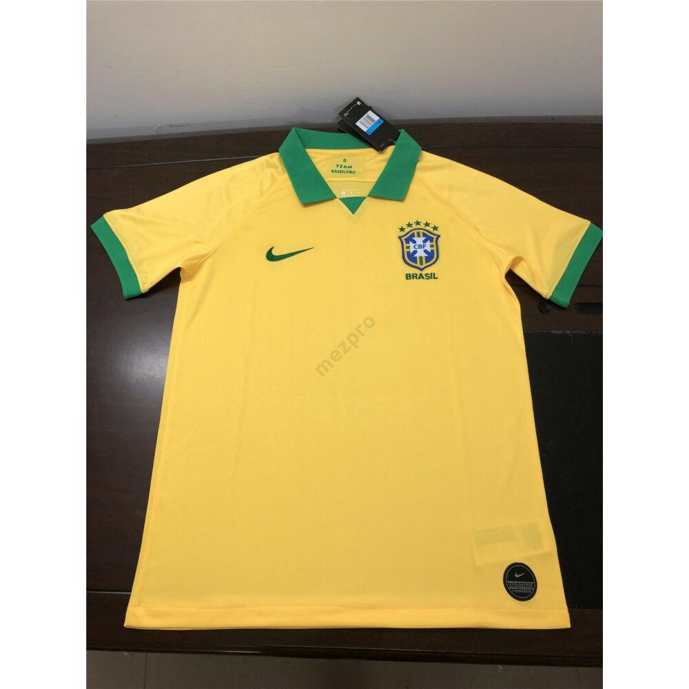 Brazil válogatott hazai (2019 - Copa America) rövid ujjú mez - Férfi ... b92e90b730