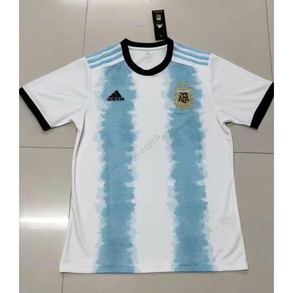 b9c37c2a7c Argentína válogatott hazai (2019 - Copa America) rövid ujjú mez - Férfi