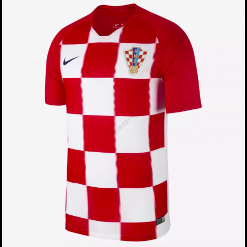 9bc2b61224 Horvát válogatott hazai (VB - 2018) rövid ujjú mez - Férfi - Válogatott