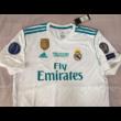 Real Madrid hazai rövid ujjú BL Döntő mez - Férfi