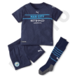 Kép 1/2 - Manchester City 3. számú 2021-2022 szett (mez+nadrág+sportszár) - Gyerek