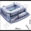 Kép 2/4 - Santiago Bernabeu Real Madrid stadion - 3D Puzzle