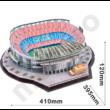 Kép 2/4 - Camp Nou FC Barcelona stadion - 3D Puzzle