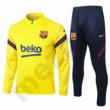Kép 1/3 - Barcelona melegítő szett 2020-2021 (felső+alsó) - Gyerek