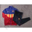 Kép 3/3 - Barcelona melegítő szett 2020-2021 (felső+alsó - cipzáros) - Férfi - RAKTÁRON