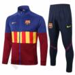 Kép 1/3 - Barcelona melegítő szett 2020-2021 (felső+alsó - cipzáros) - Férfi - RAKTÁRON