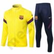 Kép 1/3 - Barcelona melegítő szett (felső+alsó - cipzáros) - Férfi