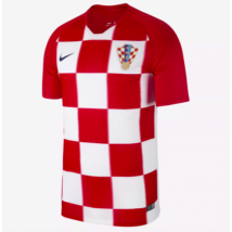 Horvát válogatott hazai (VB - 2018) rövid ujjú mez - Férfi