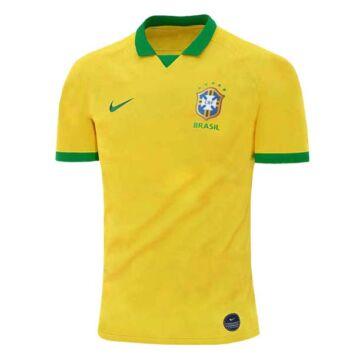 Brazil válogatott hazai (2019 - Copa America) rövid ujjú mez - Férfi