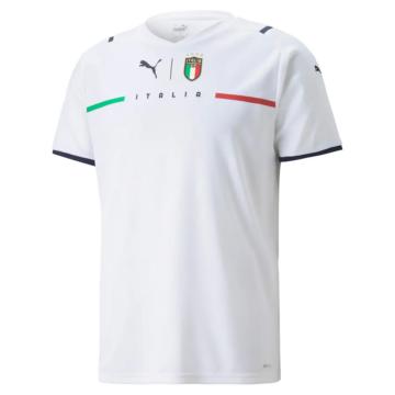 Olasz válogatott vendég (2021) rövid ujjú mez - Férfi