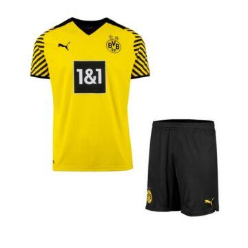 Borussia Dortmund hazai 2021-2022 mez+nadrág (szett) - Gyerek