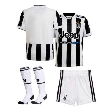 Juventus hazai 2021-2022 szett (mez+nadrág+sportszár) - Gyerek
