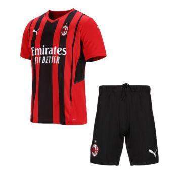AC Milan hazai 2021-2022 mez+nadrág (szett) - Férfi