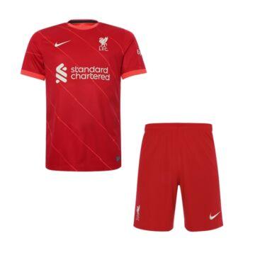 Liverpool hazai 2021-2022 mez-nadrág (szett) - Férfi