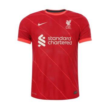 Liverpool hazai 2021-2022 mez (játékos verzió) - Férfi