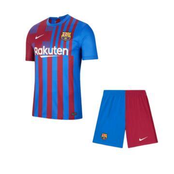 Barcelona hazai 2021-2022 mez+nadrág (szett) - Férfi