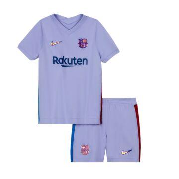Barcelona vendég 2021-2022 mez+nadrág (szett) - Gyerek
