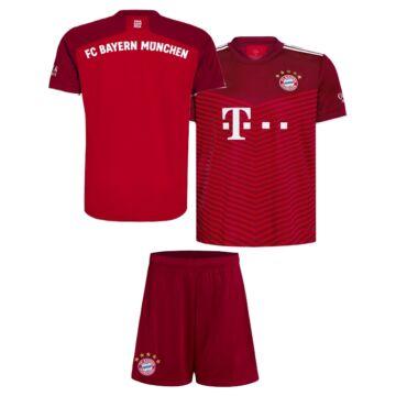 Bayern München hazai 2021-2022 mez+nadrág (szett) - Gyerek