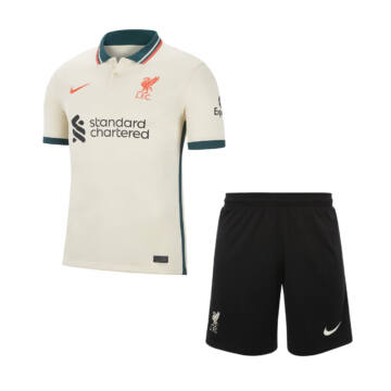 Liverpool vendég 2021-2022 mez+nadrág (szett) - Gyerek