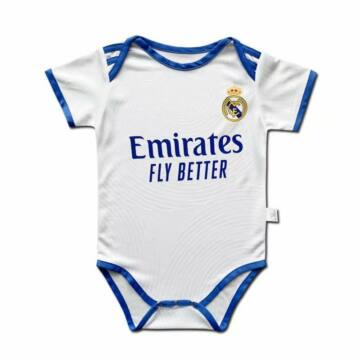 Real Madrid hazai Baby Body 2021-2022