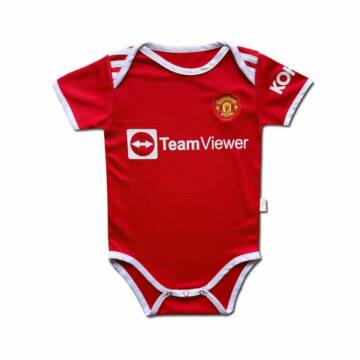 Manchester United Baby Body 2021-2022