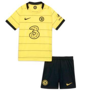 Chelsea vendég 2021-2022 mez+nadrág (szett) - Gyerek