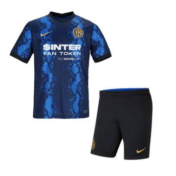 Inter hazai 2021-2022 mez+nadrág (szett) - Gyerek