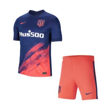 Atletico Madrid vendég 2021-2022 mez+nadrág (szett) - Gyerek