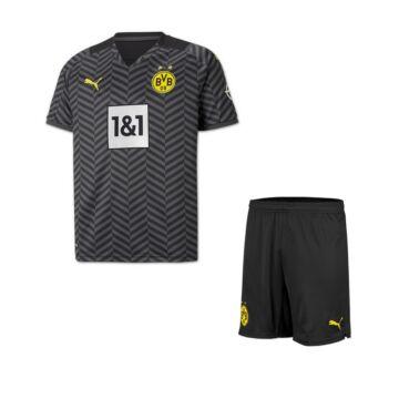 Borussia Dortmund vendég 2021-2022 mez+nadrág (szett) - Gyerek