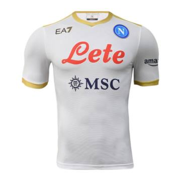 Napoli vendég 2021-2022 mez - Férfi