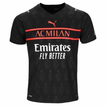 AC Milan 3. számú rövid ujjú 2021-2022 mez - Férfi