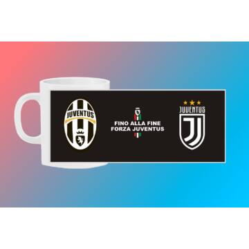 Juventus egyedi bögre