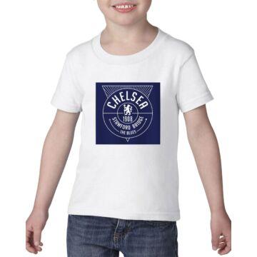 Chelsea szurkolói póló - Gyerek