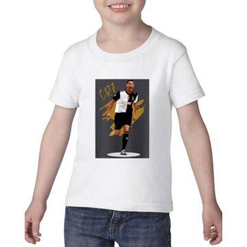 Juventus szurkolói póló - Gyerek