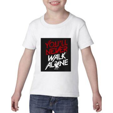 Liverpool szurkolói póló - Gyerek