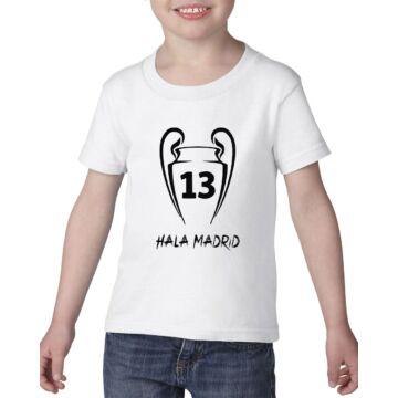 Real Madrid szurkolói póló - Gyerek