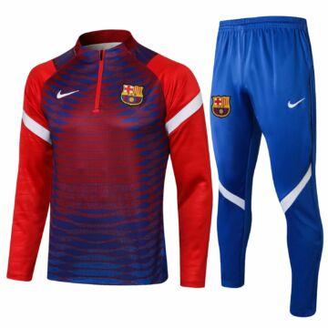 Barcelona melegítő szett 2021-2022 (felső+alsó) - Férfi