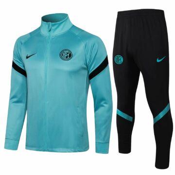 Inter melegítő 2021-2022 szett (felső+alsó - cipzáros) - Férfi