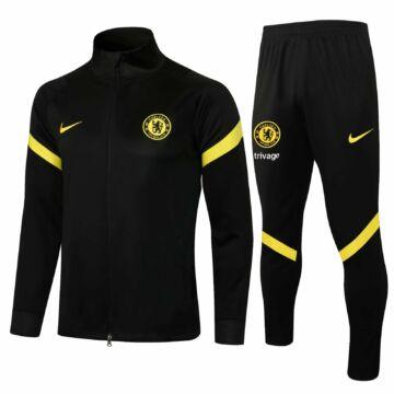 Chelsea melegítő szett 2021-2022 (felső+alsó - cipzáros) - Férfi