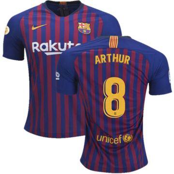 Barcelona hazai rövid ujjú 2018-2019 mez - Férfi - RAKTÁRON