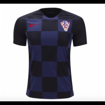 Horvát válogatott vendég (VB - 2018) rövid ujjú mez - Férfi