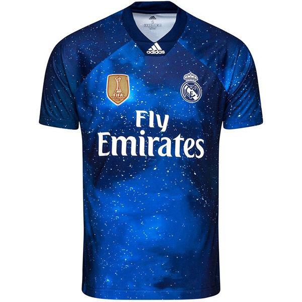 Real Madrid 4. számú rövid ujjú EA SPORTS mez - Férfi
