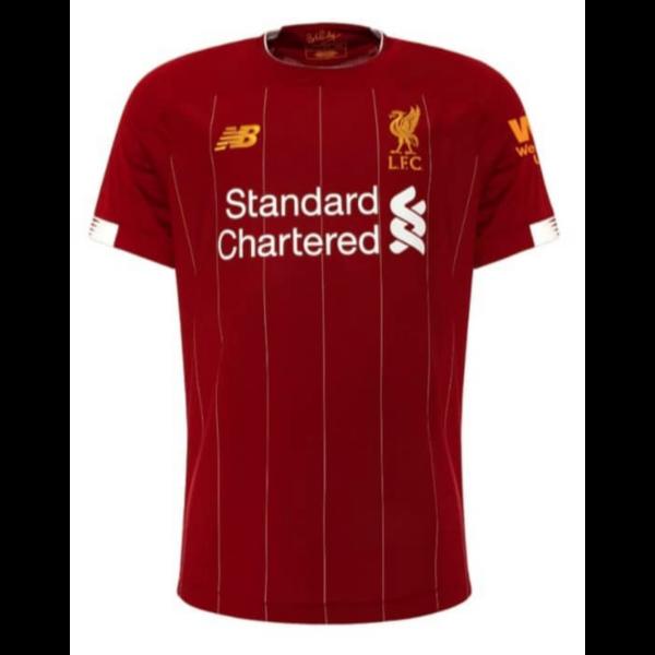 Liverpool hazai rövid ujjú 2019-2020 mez - Férfi