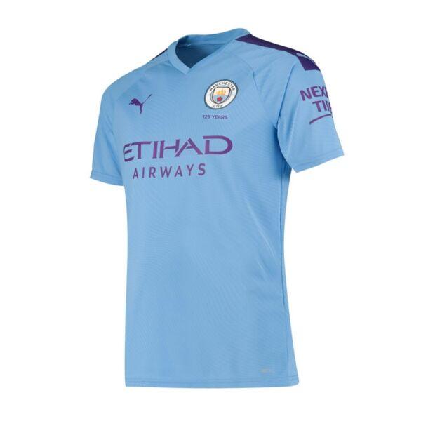 Manchester City hazai rövid ujjú 2019-2020 mez - Férfi