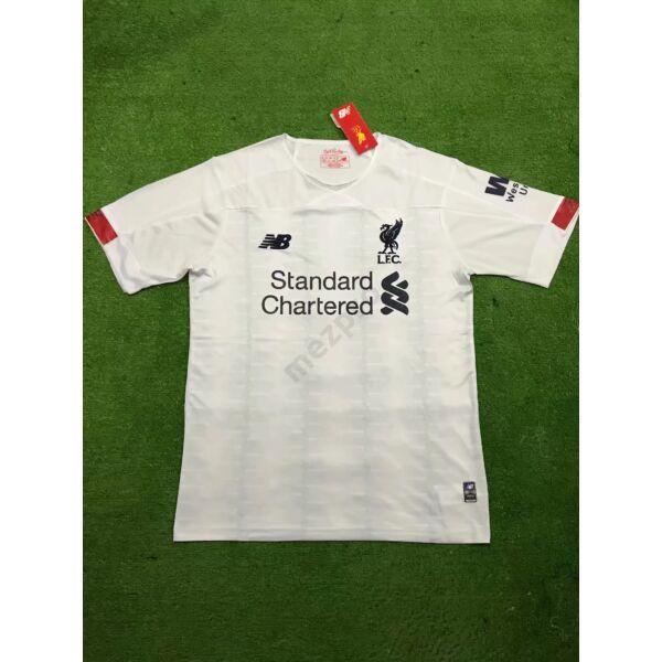 Liverpool vendég rövid ujjú 2019-2020 mez - Férfi