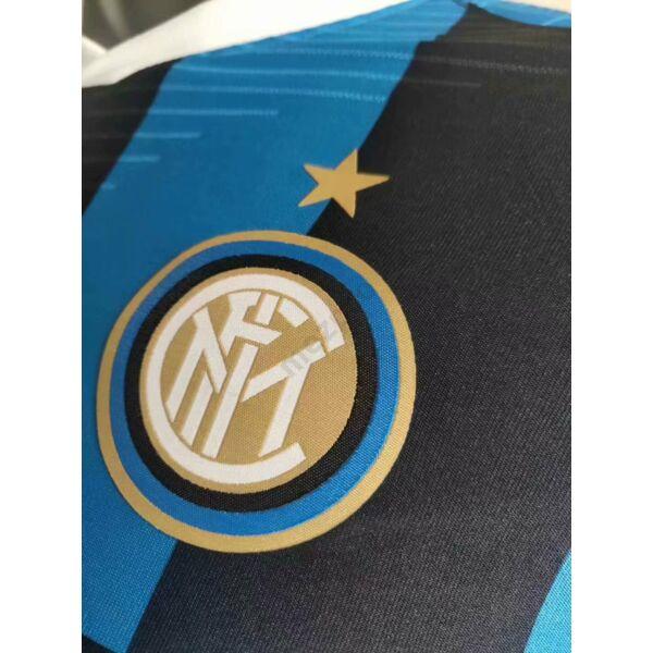 Inter hazai rövid ujjú 2019-2020 Vapor Mérkőzés mez - Férfi