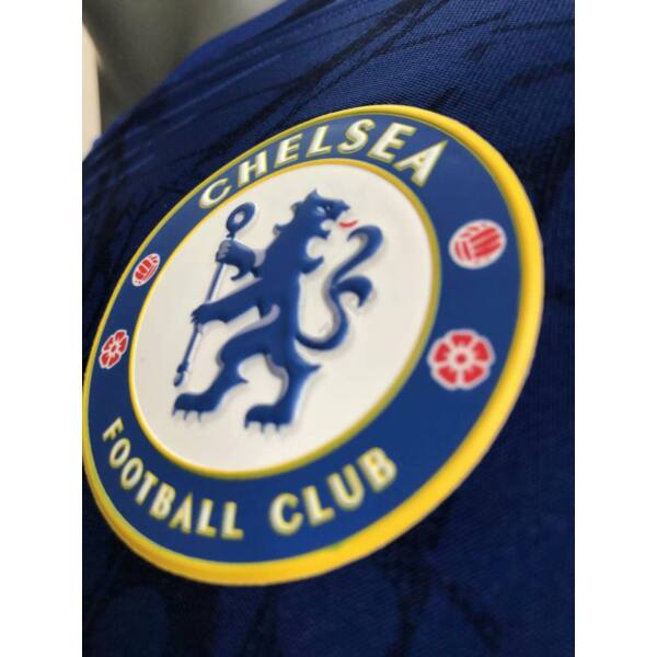 Chelsea hazai rövid ujjú 2019-2020 Vapor Mérkőzés mez - Férfi