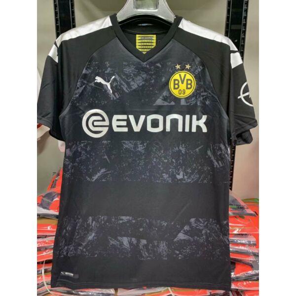 Borussia Dortmund vendég rövid ujjú 2019-2020 mez - Férfi
