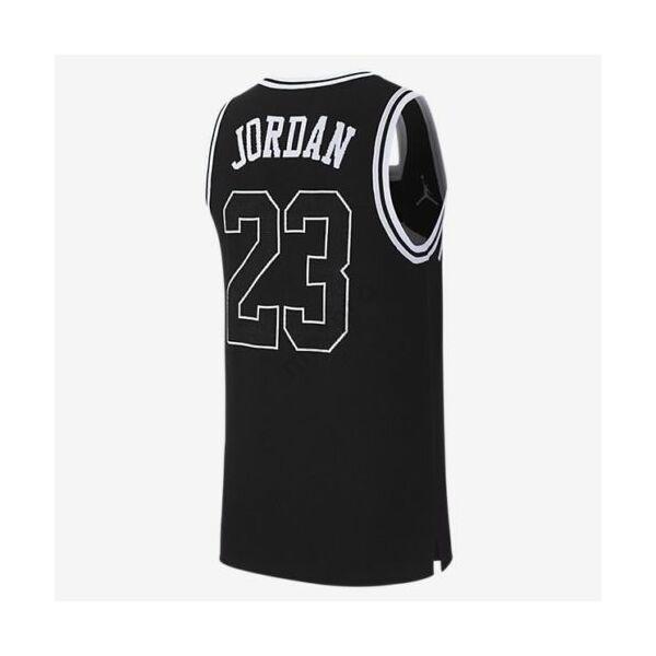 PSG Jordan kosárlabda mez - Fekete - Férfi