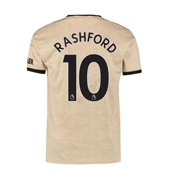 Manchester United vendég rövid ujjú 2019-2020 mez - Férfi